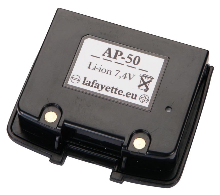 Lafayette AP-50 Li-ion