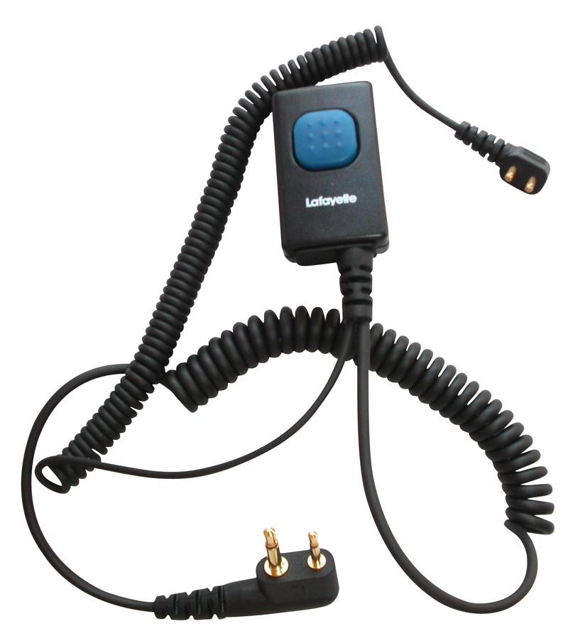 Lafayette Micro 3 Headset Peltor Kontakt