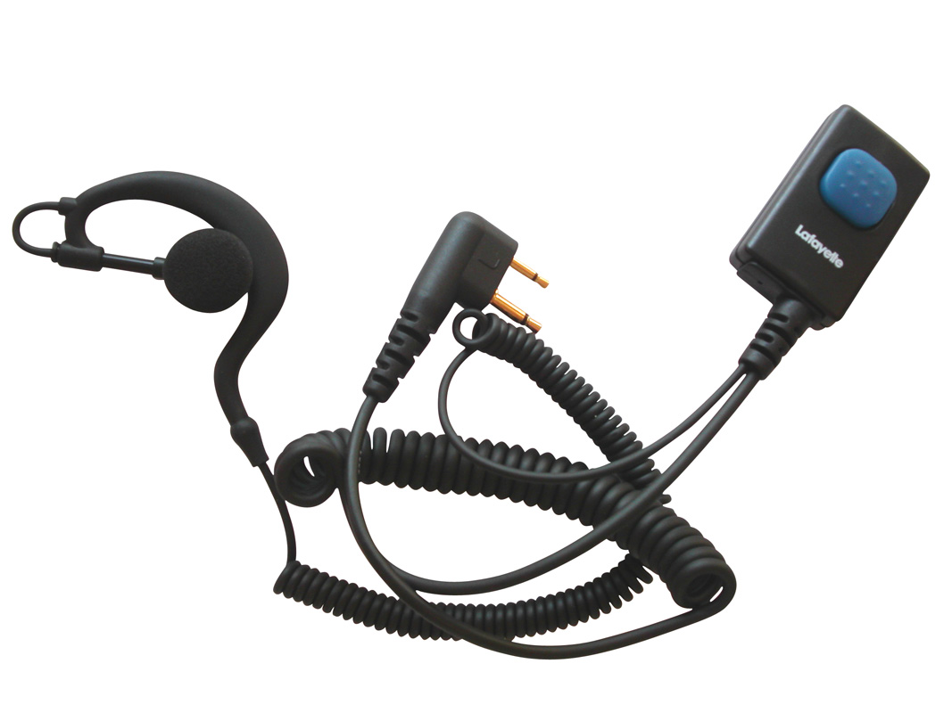 Lafayette Micro 3 Headset Inre Mussla