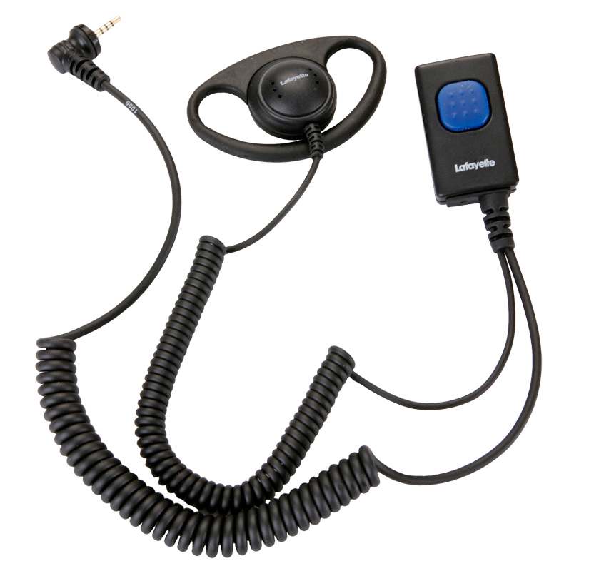 Lafayette Micro 5 Headset Yttre Mussla