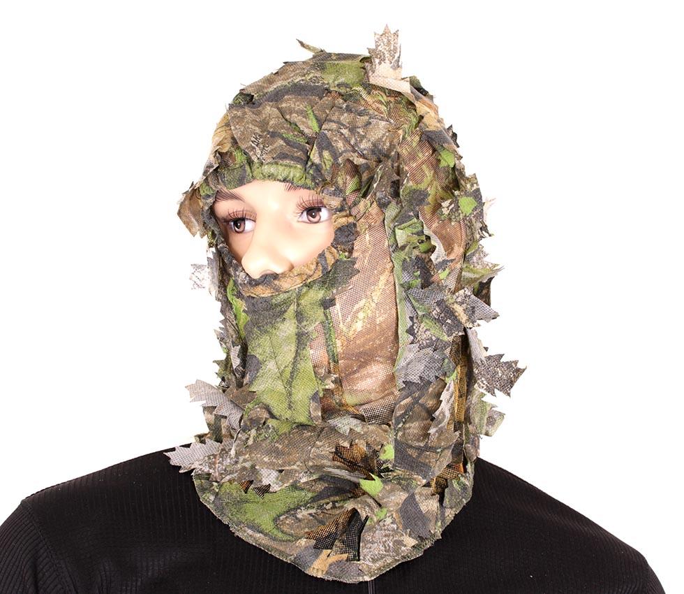 Mossy Oak Lövcamo Huva UTFÖRSÄLJNING