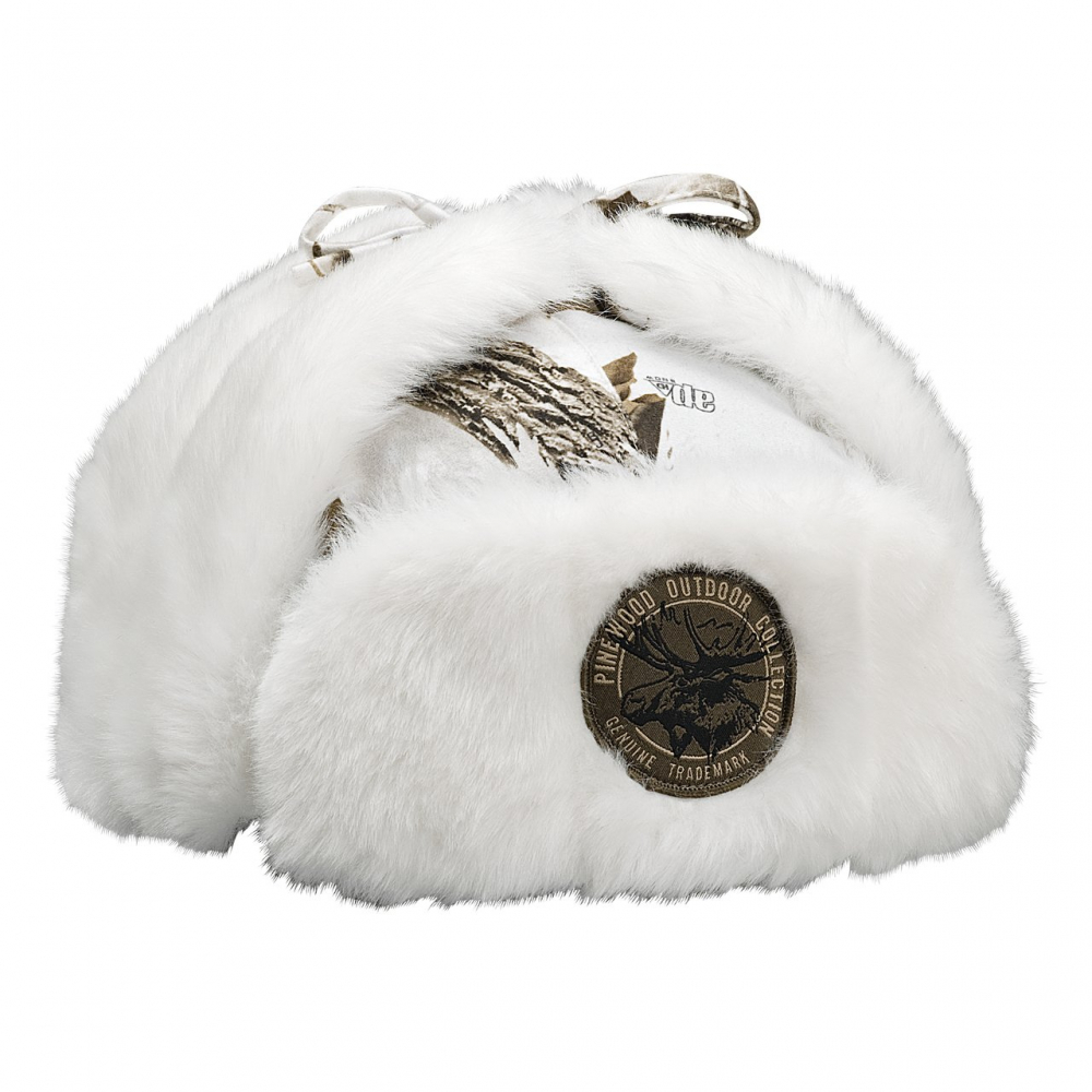 Pinewood Mössa Murmansk Camo Snow