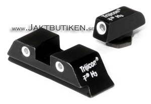 Trijicon Night Sights Glock - Sikte och Korn