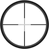 Trijicon AccuPoint 2.5-10x56 - Kikarsikte