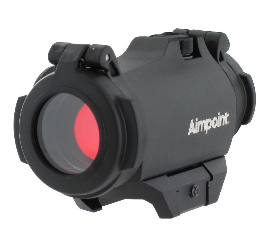 Rödpunktsikte Aimpoint Micro H2