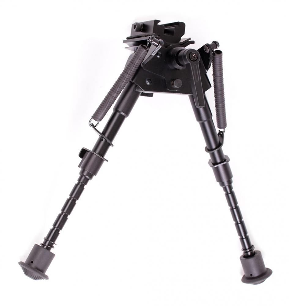 Benstöd 15-23 cm Bi-Pod Ledad