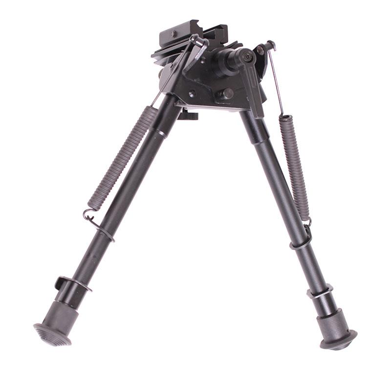 Benstöd 23-33 cm Bi-Pod Ledad
