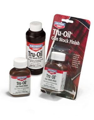 Birchwood Casey Tru Oil - Stockolja