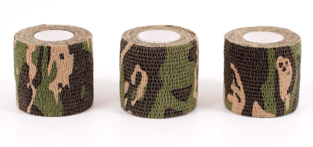 Camotejp Wood Green 3 Pack ERBJUDANDE