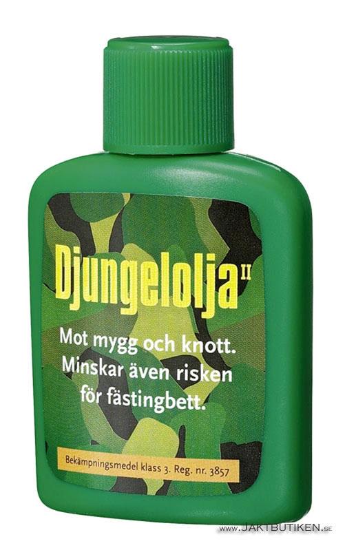 Djungelolja - Myggmedel