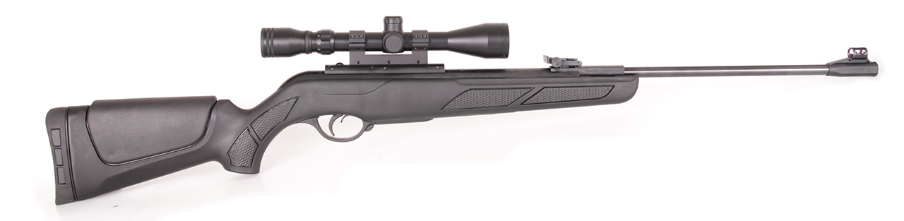 Gamo Senior Luftgevärspaket ink 4x32mm Kikarsikte