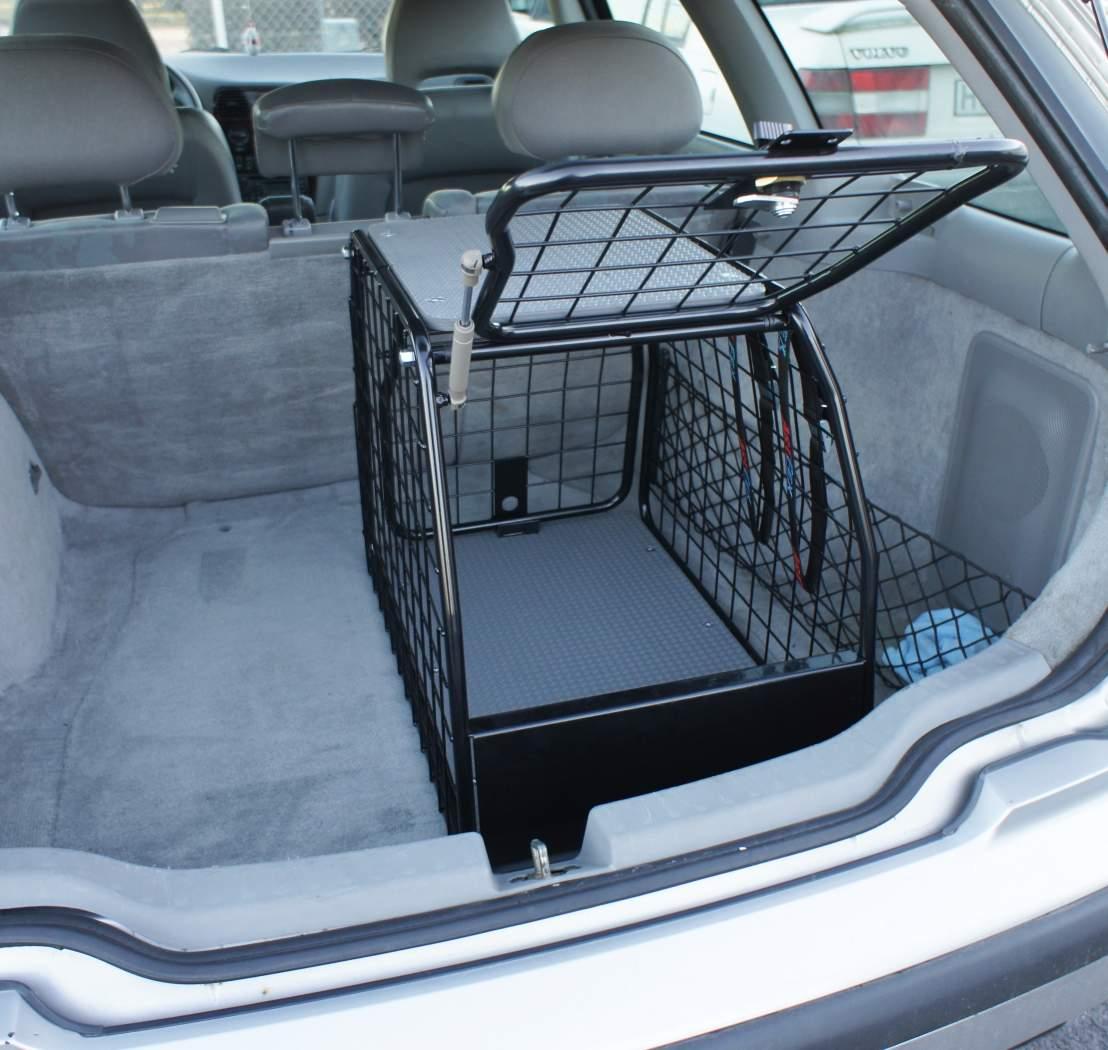 Artfex Hundbur Small LT, för bilar med lasttröskel