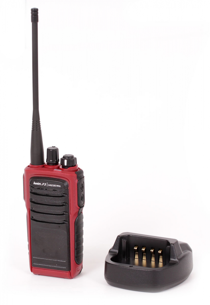 Hunter F3 Jaktradio 155 Mhz PAKETPRIS