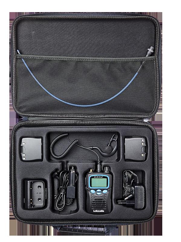Lafayette SMART 155 MHz, Superpaket