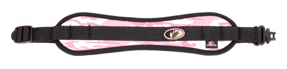Mossy Oak Winona Vapenrem Pink Camo REA