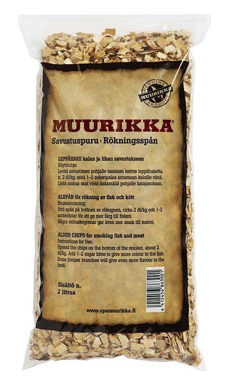 Muurikka Rökspån