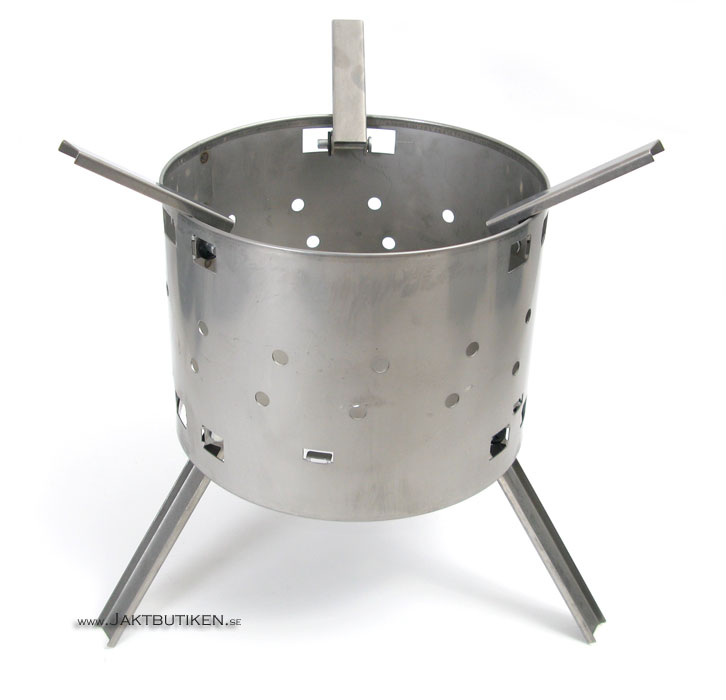 RAPO-Brännaren Pelletskamin