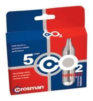 Crosman CO2 Patroner 5-Pack