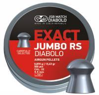 JSB Exact Jumbo RS 5,5mm UTFÖRSÄLJNING