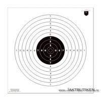 Pistoltavla Internationell - Måltavla