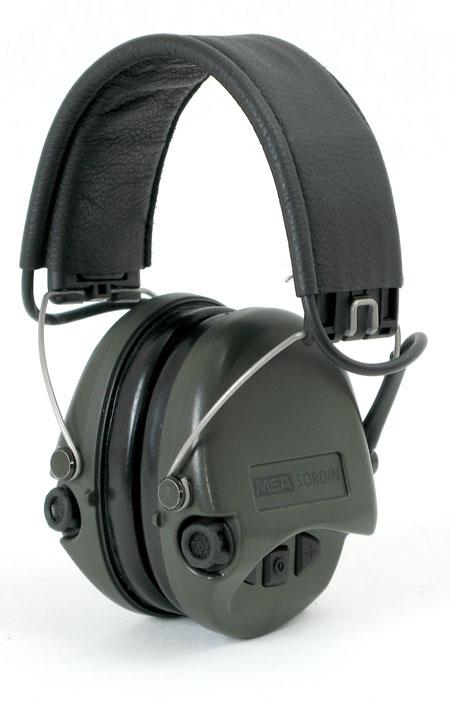 Sordin Supreme Pro - Elektroniska hörselskydd