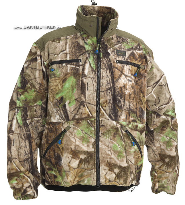 Swedteam Creep Realtree APG-HD - Fleecejacka