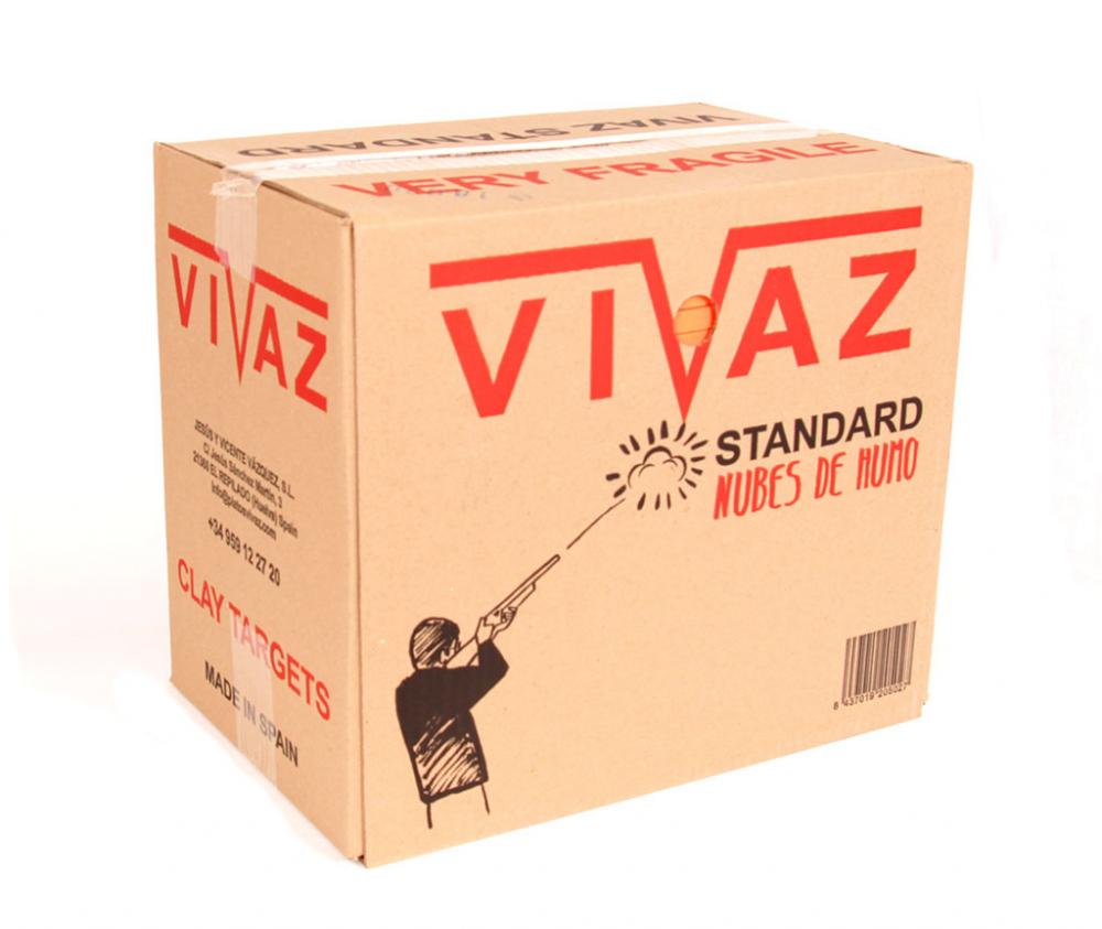 Vivaz Lerduvor Orange Standard