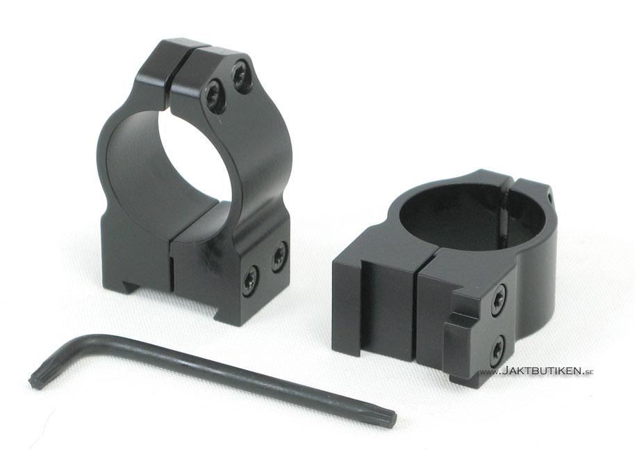 Warne Maxima 1 Kikarfästen Brno 16mm
